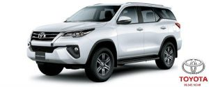 toyota fortuner 2.4 so san mau trang