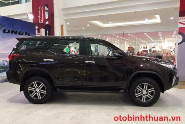 Giá xe toyota fortuner