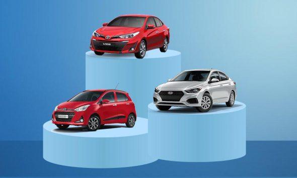 Toyota Vios giữ giá tốt, bền bỉ. Còn Hyundai Accent 2020 thiết kế đẹp