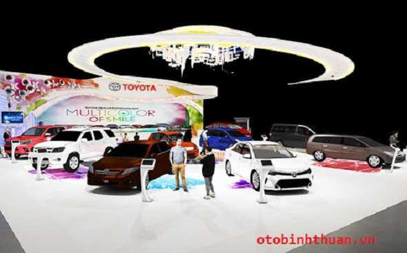 Dai ly Toyota Kon Tum otobinhthuan vn