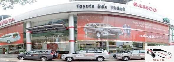 Toyota Ben Thanh otobinhthuan vn