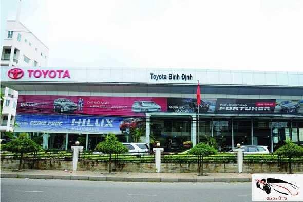 Toyota Binh Dinh Otobinhthuan vn