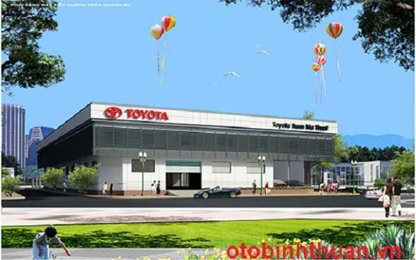 Toyota DakLak Buon Ma Thuot otobinhthuan vn