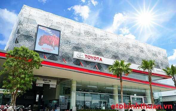 Toyota Dong Sai Gon otobinhthuan vn
