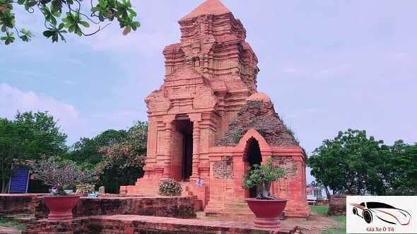 Thap Poshanư Binh Thuan